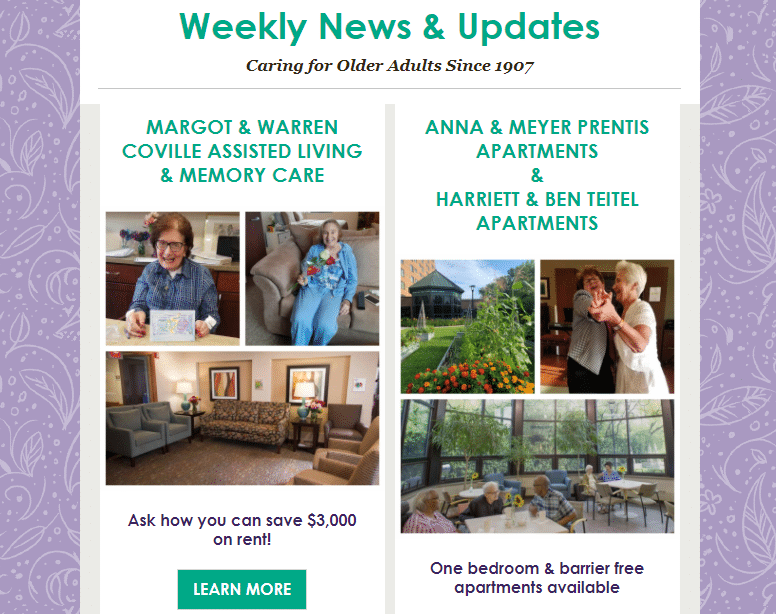 May 21, 2021 Newsletter